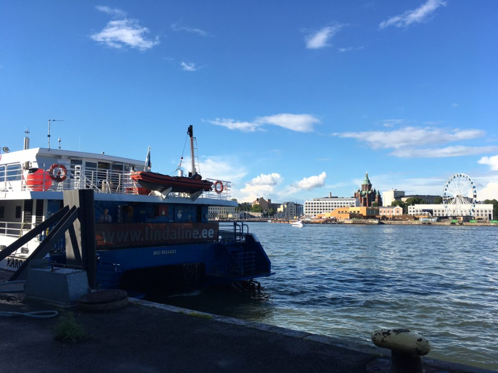 lindaline port