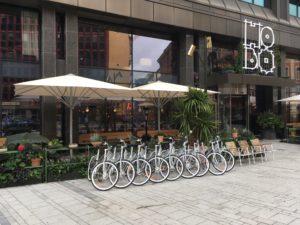 Stockholm HOBO bikes