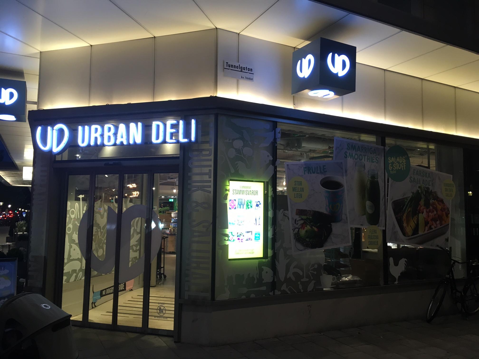 UrbanDeli