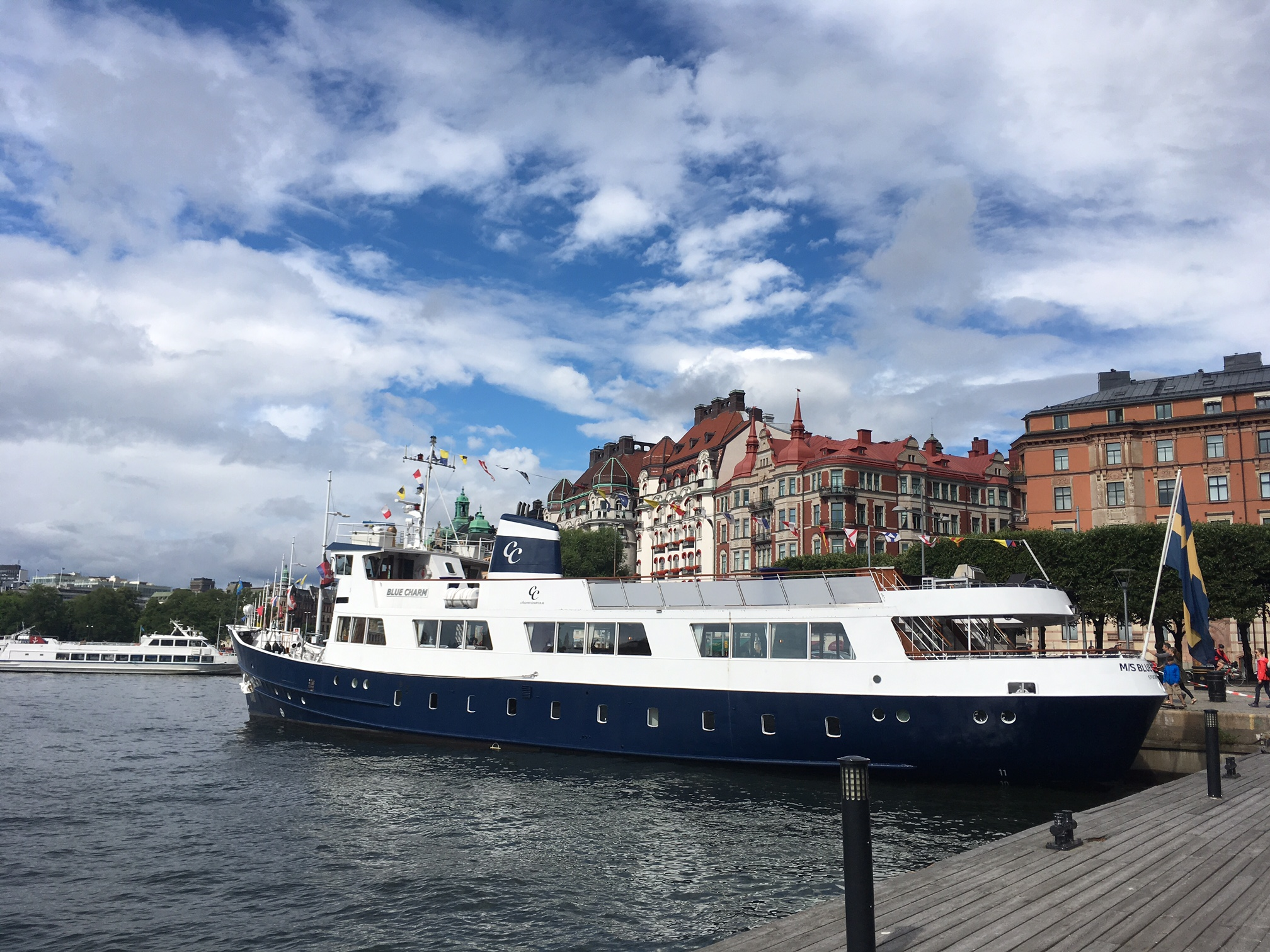 stockholm nice walk