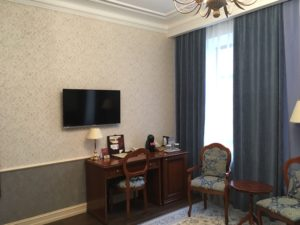 Ekaterina hotel room