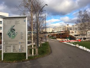 Jorvin hospital