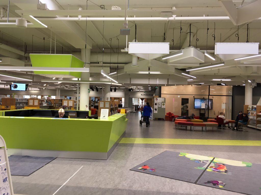 Iso Omena Library