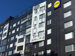 airbnb and lidl