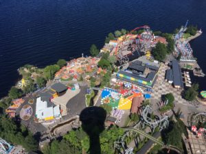 sarkanniemi amusement park