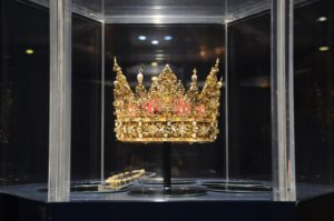 Rosenborg treasury crown