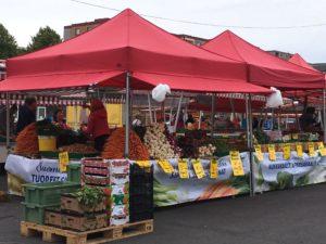 Tammelantori market