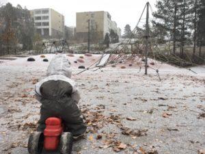 20181029 snow getting heavier