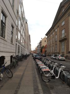 copenhagen city bike