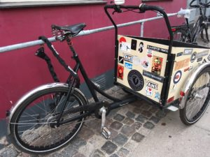 copenhagen tricycle