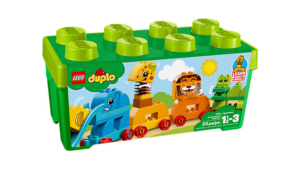 10863 My First Animal Brick Box