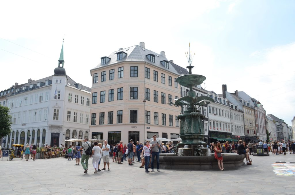 Copenhagen Strøget