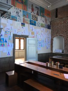 Kronborg kids room