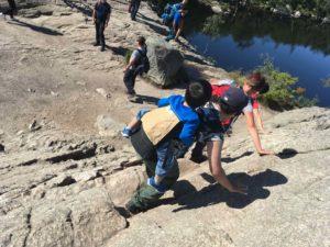 preikestolen not an easy hike