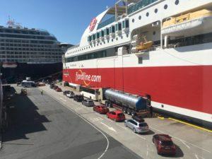fjordline ferry