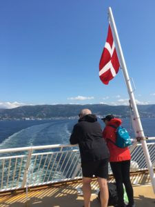 fjordline leaving Bergen 2