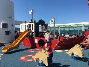 fjordline playground