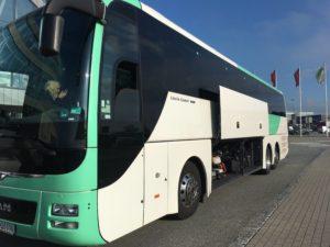 fjordline stavanger bus