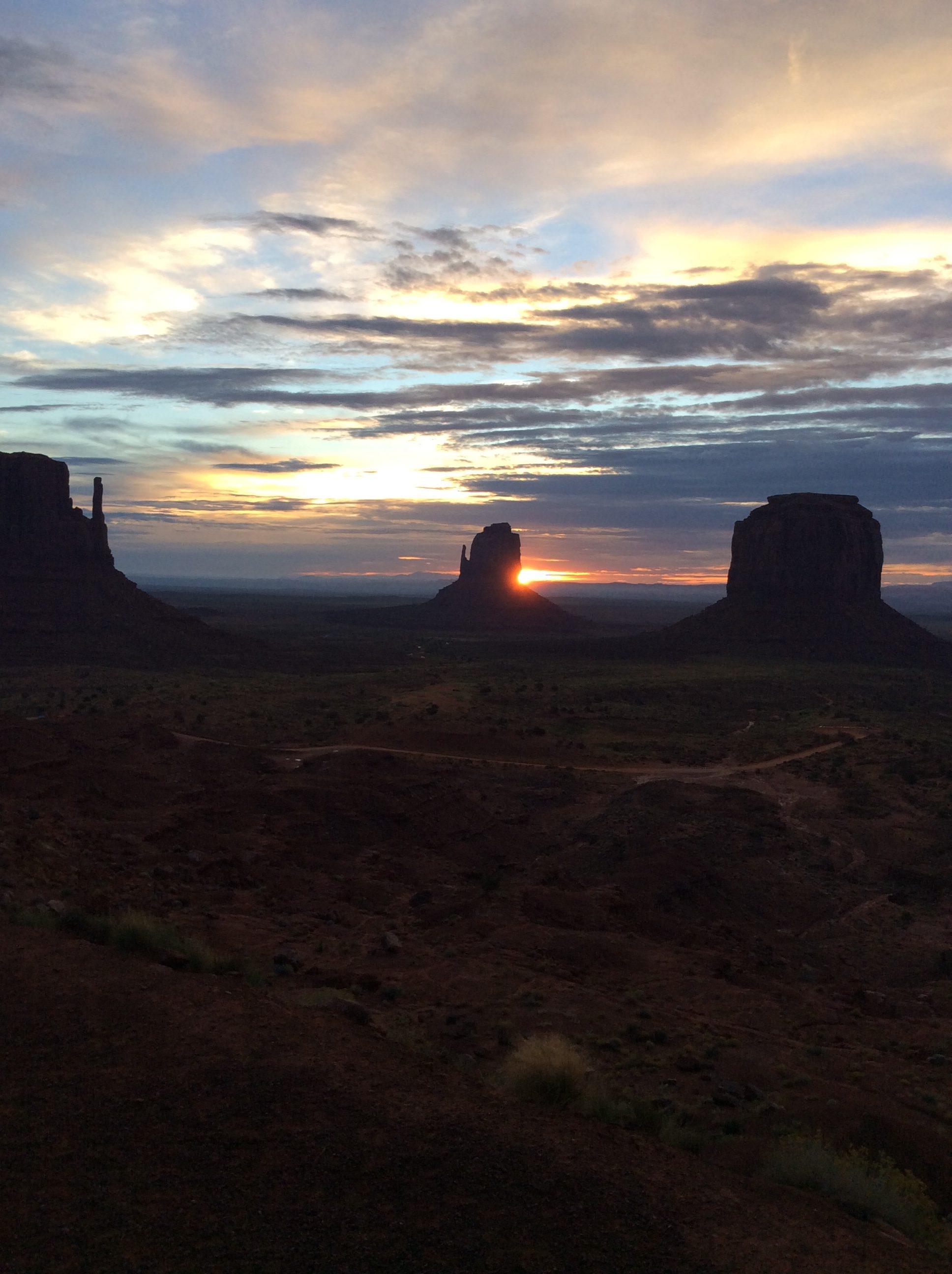 Monument Valley Navajo