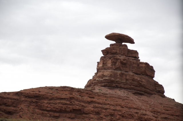 Monument Valley Mexican hat