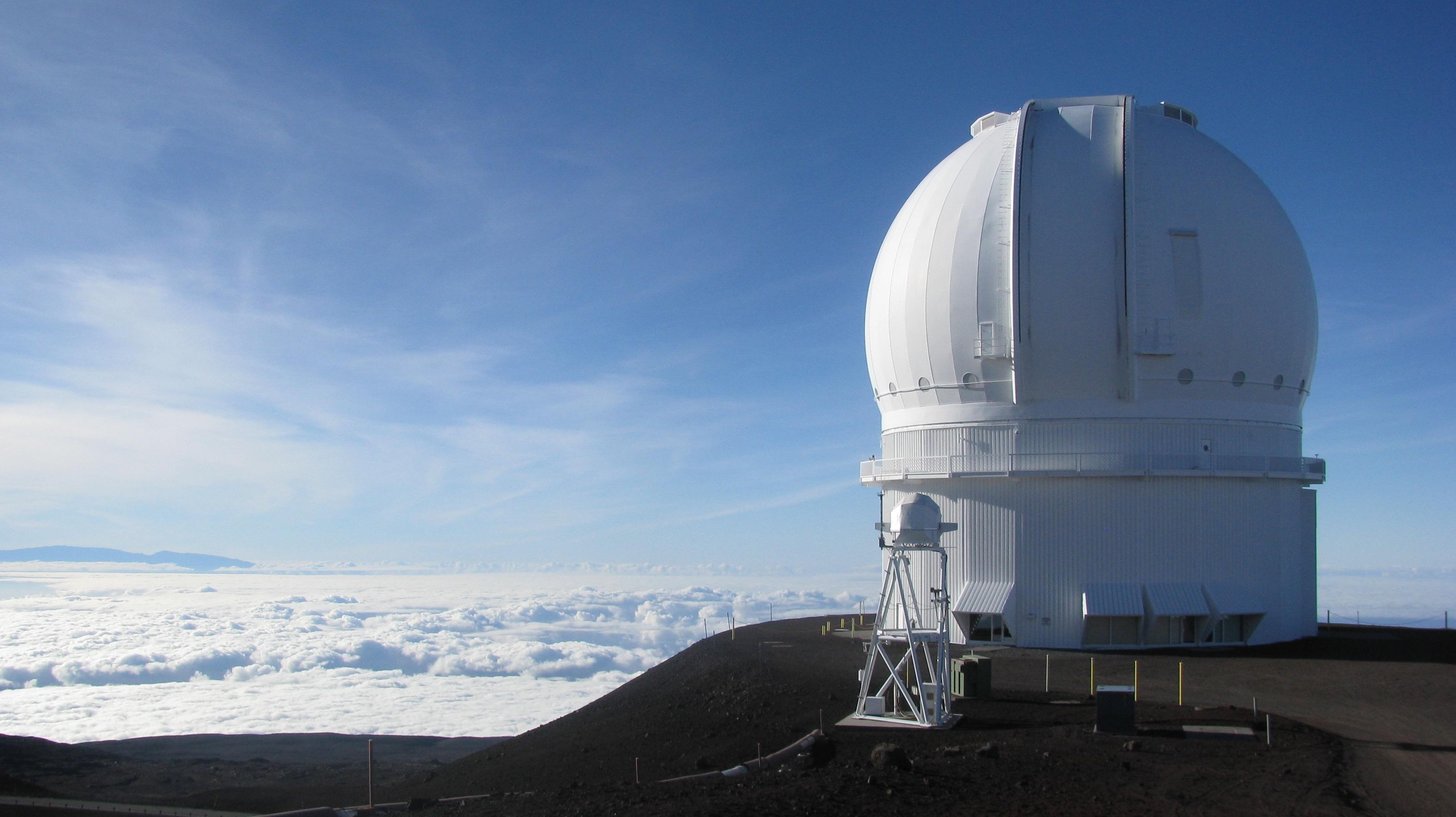 Mauna Kea Observatories Keck