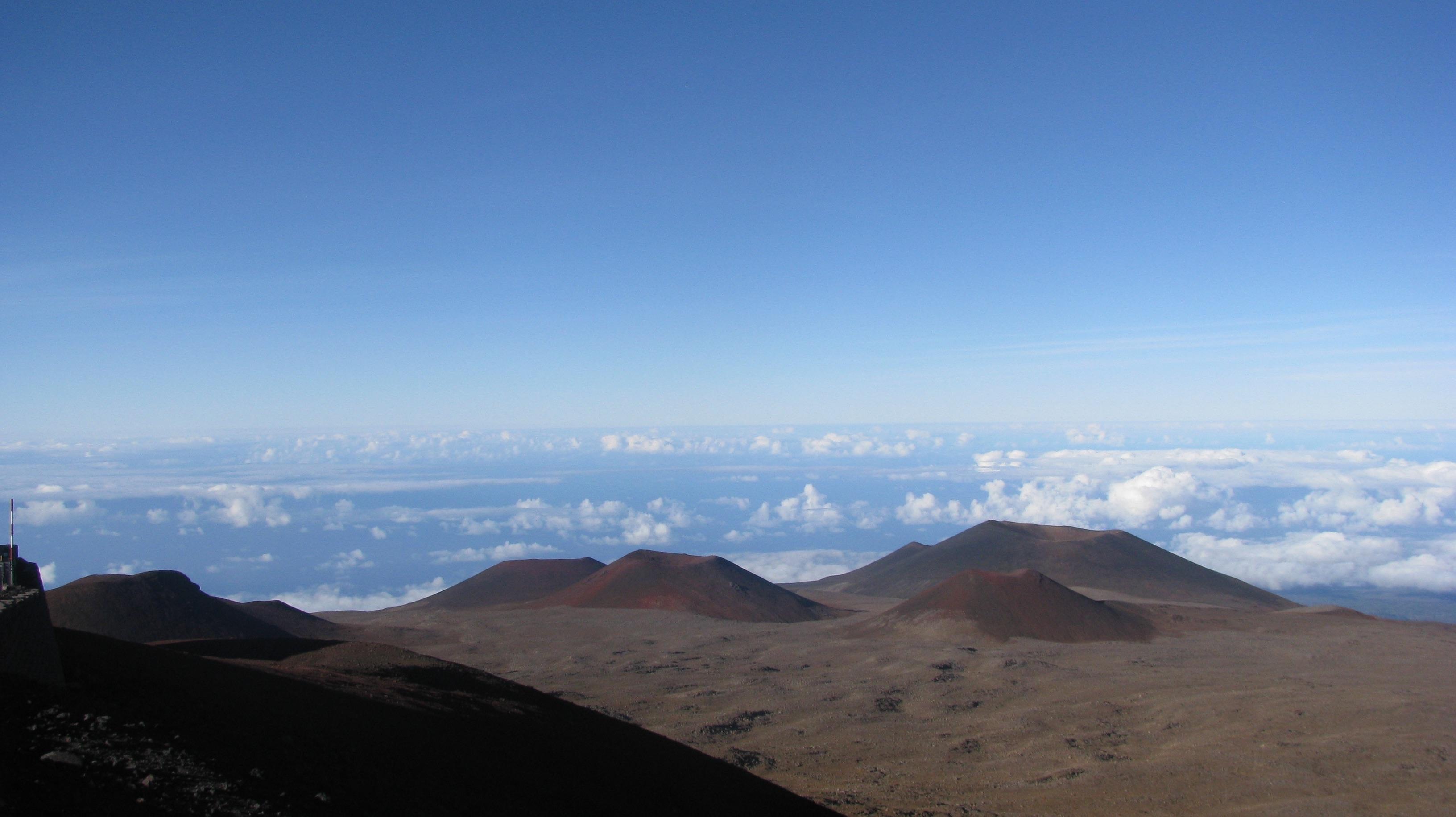 mauna kea volcano - HD3264×1832