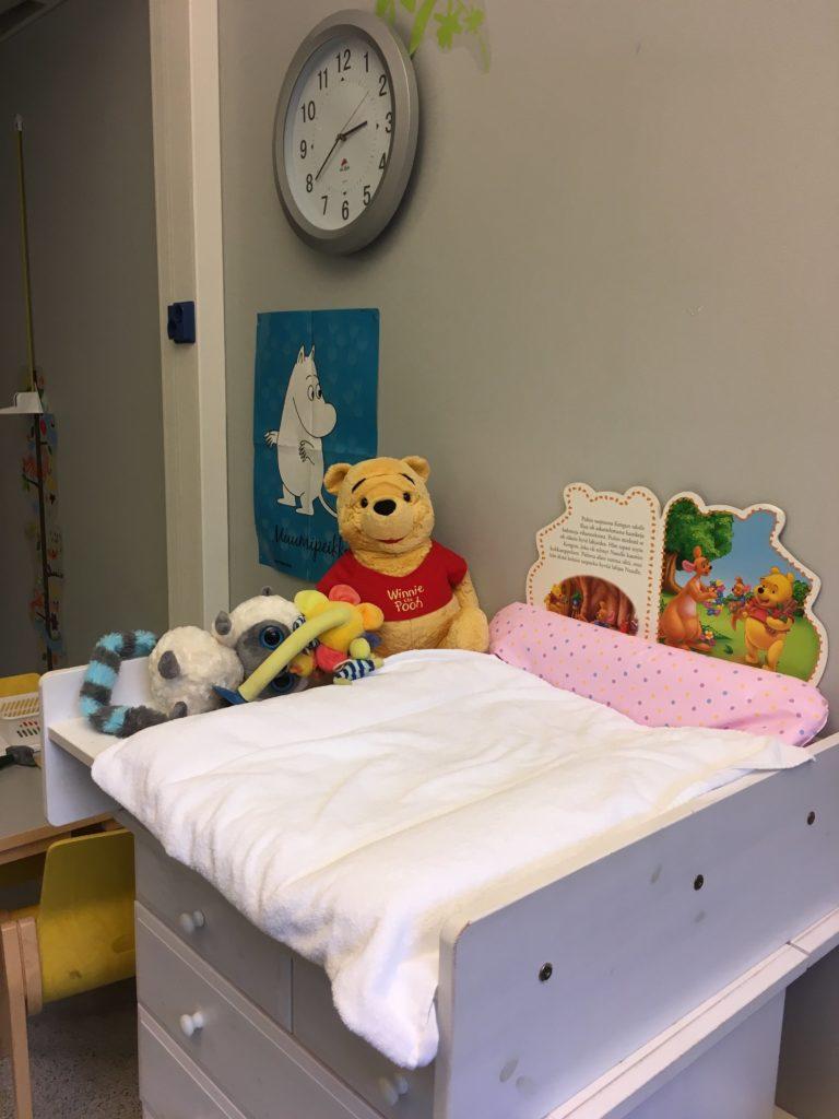 Mehilainen nurse room 2