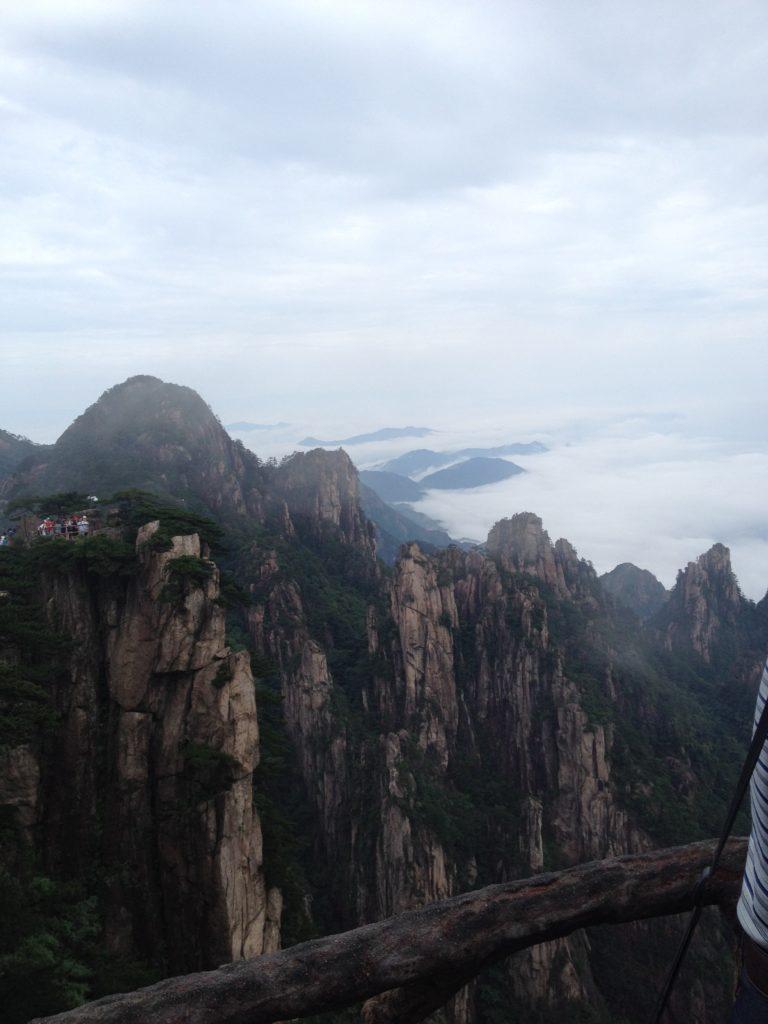 黄山 始信峰