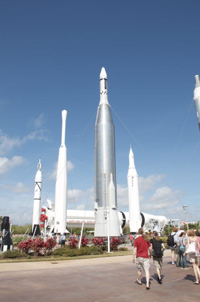 ケネディー宇宙センター
