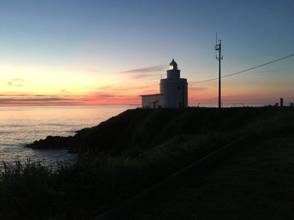 納沙布岬の日の出1