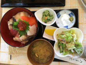 レストラン野花 海鮮丼