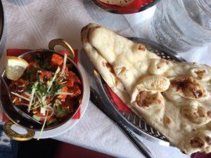 Ravintola Nepal chicken