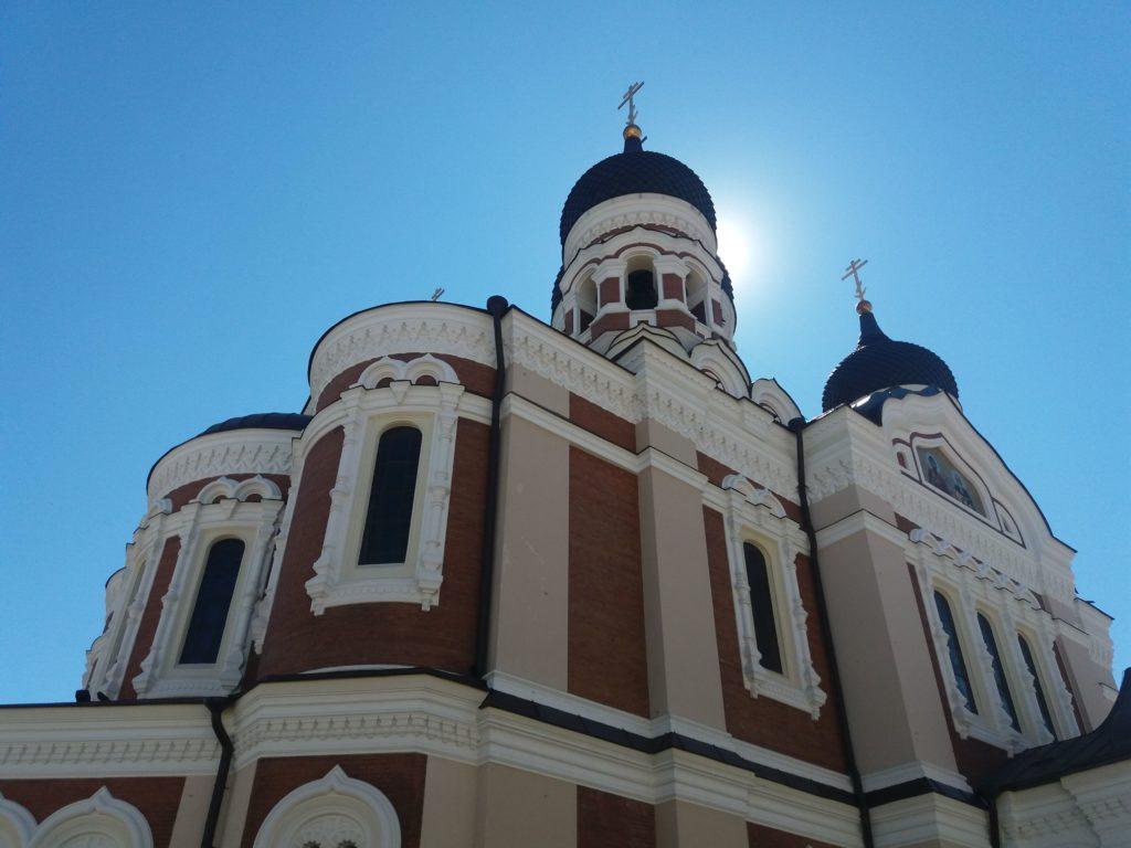 タリンのアレクサンダーネブスキ大聖堂