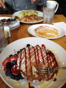 シカゴのWildberry Pancakes & Cafe