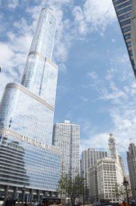 シカゴのトランプタワー