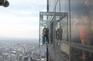 シカゴのウィリスタワー