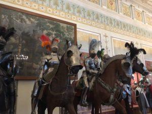 エルミタージュ 剥製騎馬隊