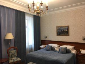 Hotel Ekaterinaの部屋