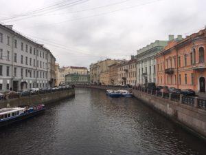 水の都サンクトペテルブルグ