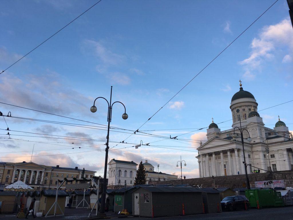 クリスマスマーケット・ヘルシンキ