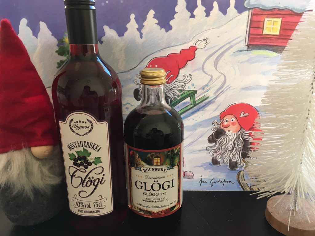 フィンランドのホットワイン
