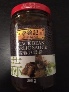 ブラックビーンソース