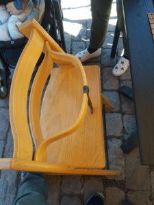 Mamiの幼児席
