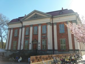 トゥルク図書館旧館