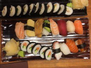kadoのお寿司