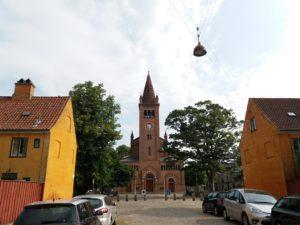 コペンハーゲンのSankt Pauls Kirke