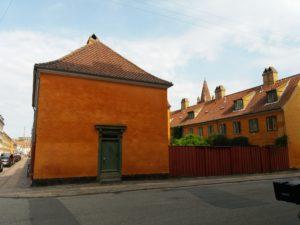 コペンハーゲン市街地の北側