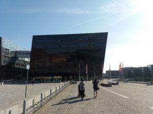 デンマーク王立図書館ブラックダイアモンド