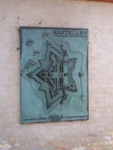 カステレット要塞の形