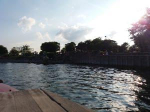 運河ツアーのリトルマーメイド